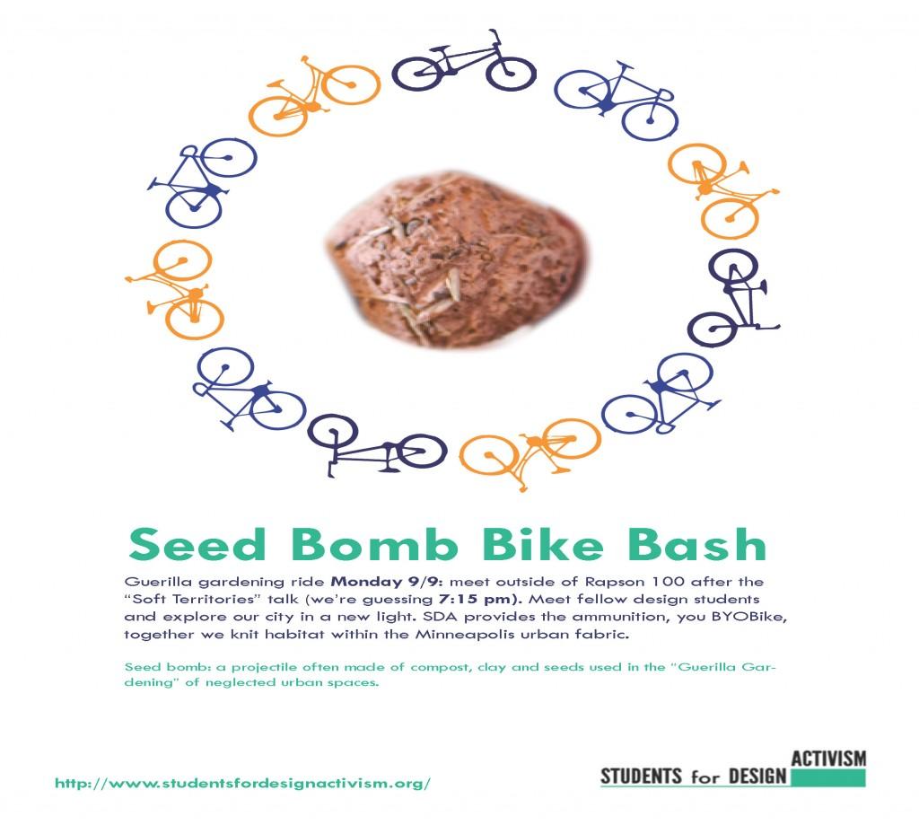 seedbomb poster