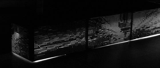 Parametric Bench Surface
